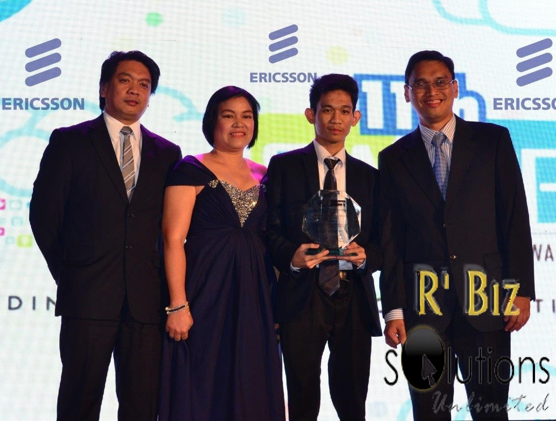 Ericsson presents Networked Society Award to PLM